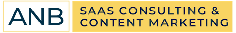 ANB SaaS Consulting and Content Marketing